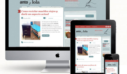 Responsive design: web optimizada para moviles y tablets